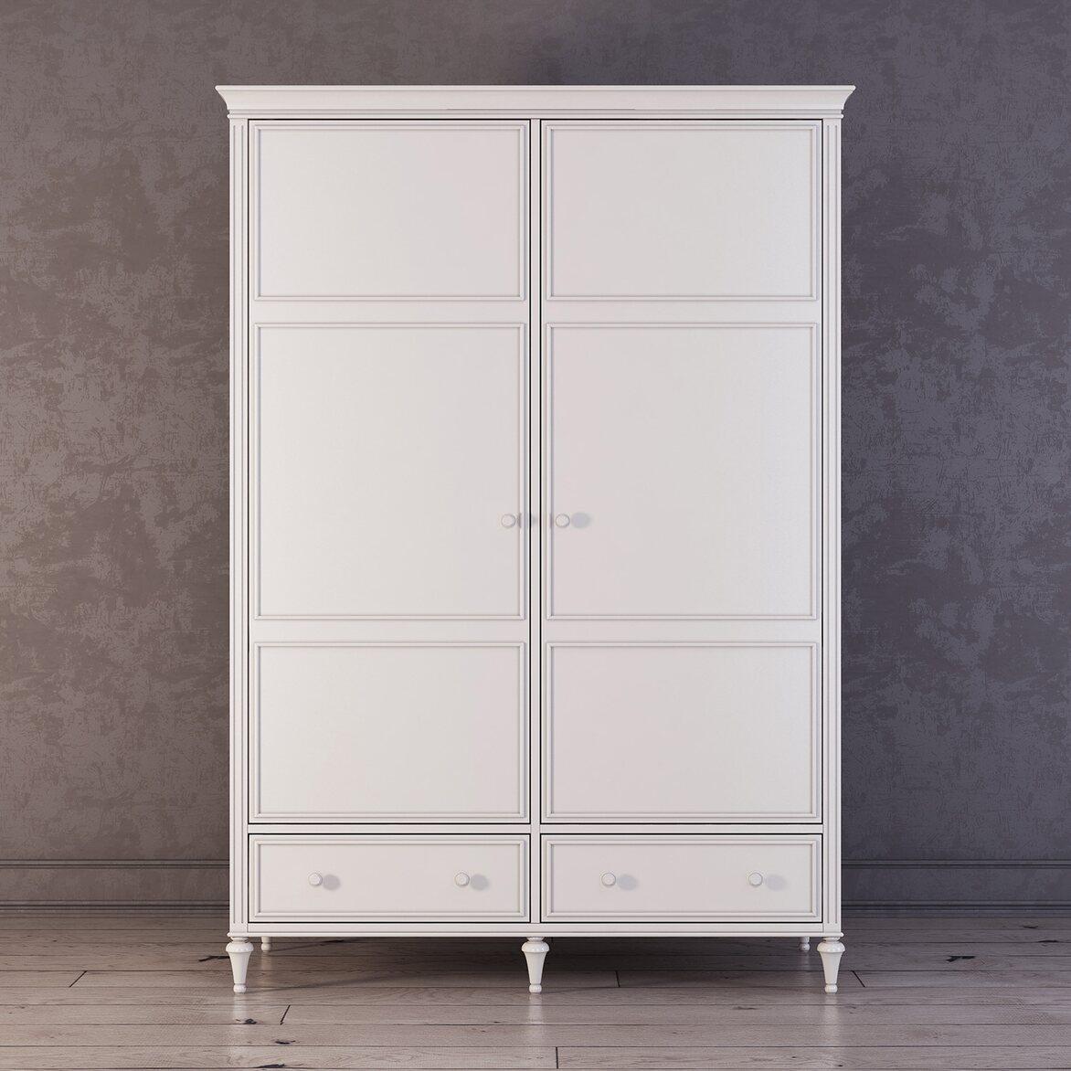 Шкаф двухстворчатый Riverdi   Платяные шкафы Kingsby