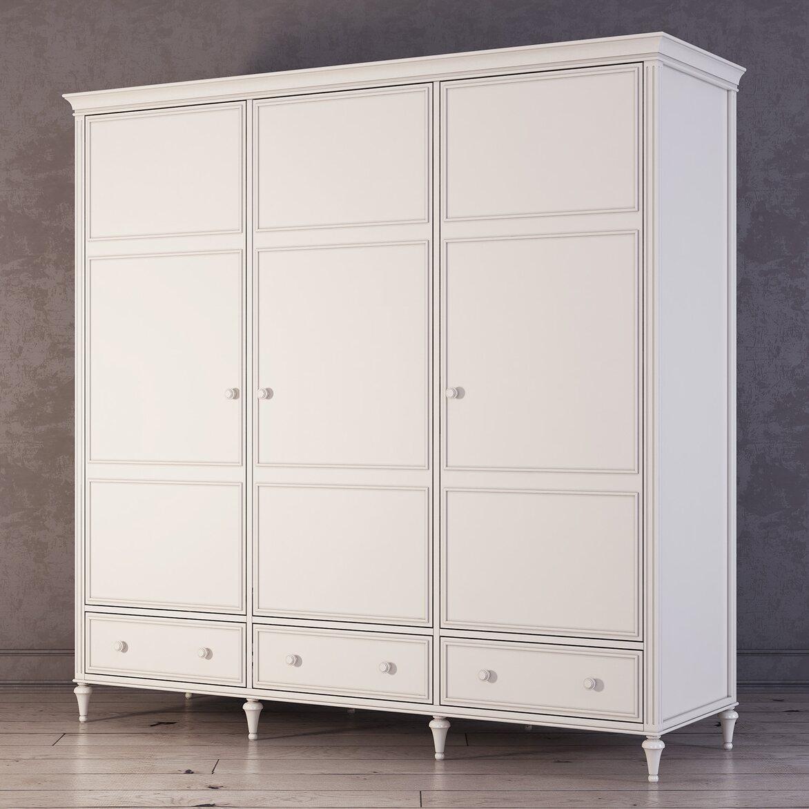 Шкаф трехстворчатый Riverdi 2 | Платяные шкафы Kingsby