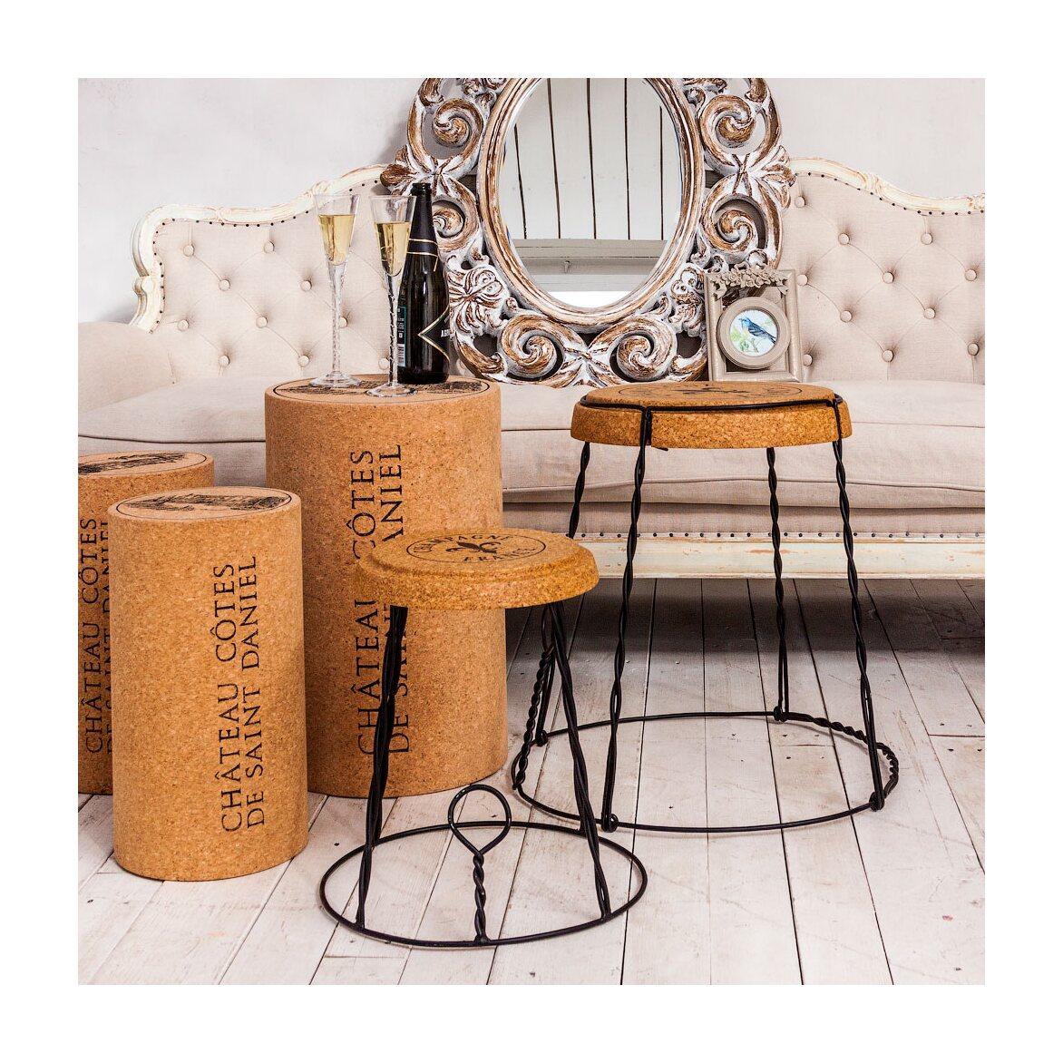 Столик «Champagne France», версия L 6 | Кофейные столики Kingsby
