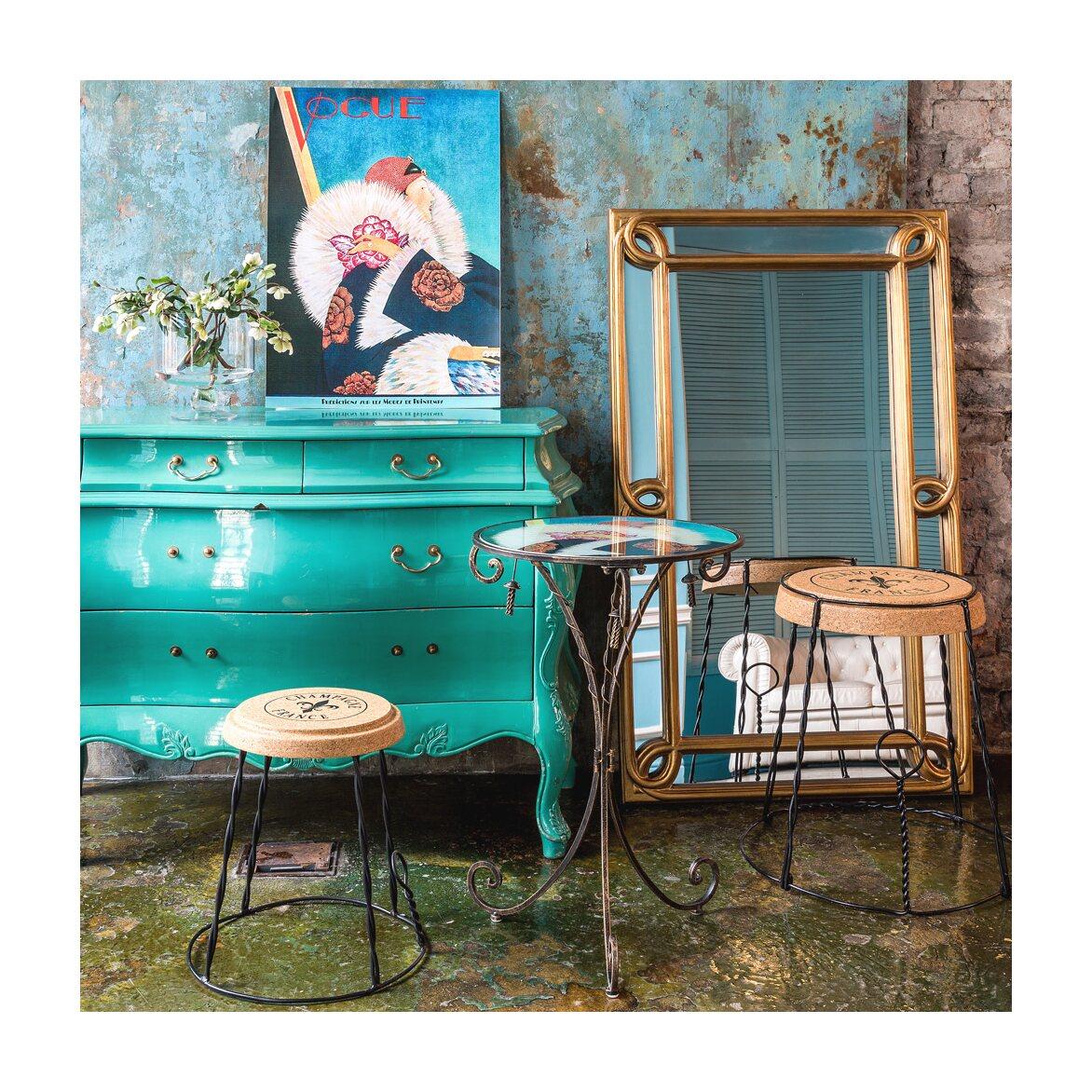 Столик «Champagne France», версия L 10 | Кофейные столики Kingsby