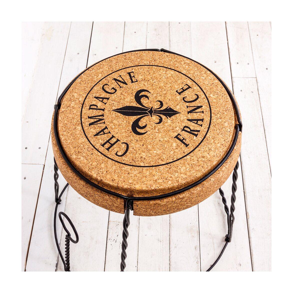Столик «Champagne France», версия L 3 | Кофейные столики Kingsby