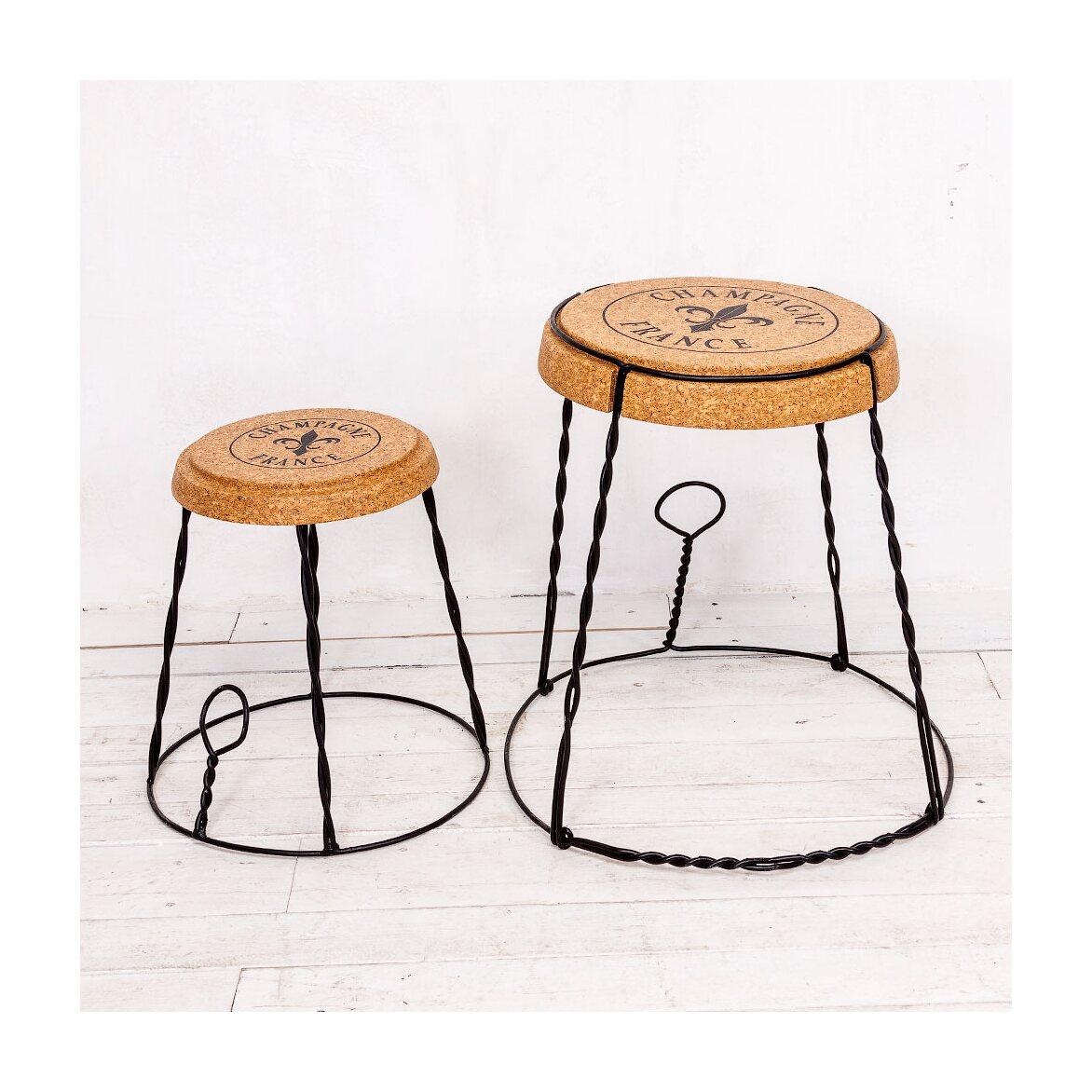 Столик «Champagne France», версия L 2 | Кофейные столики Kingsby