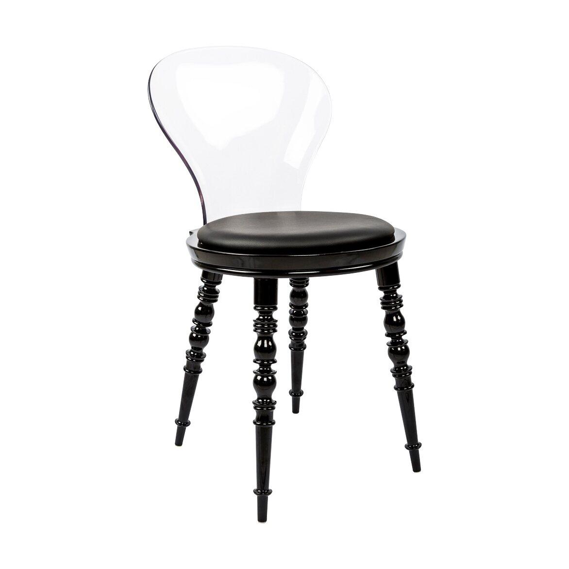 Стул «Премьер Нуар Кристалл / ночь / Wedding Noir» 2   Обеденные стулья Kingsby