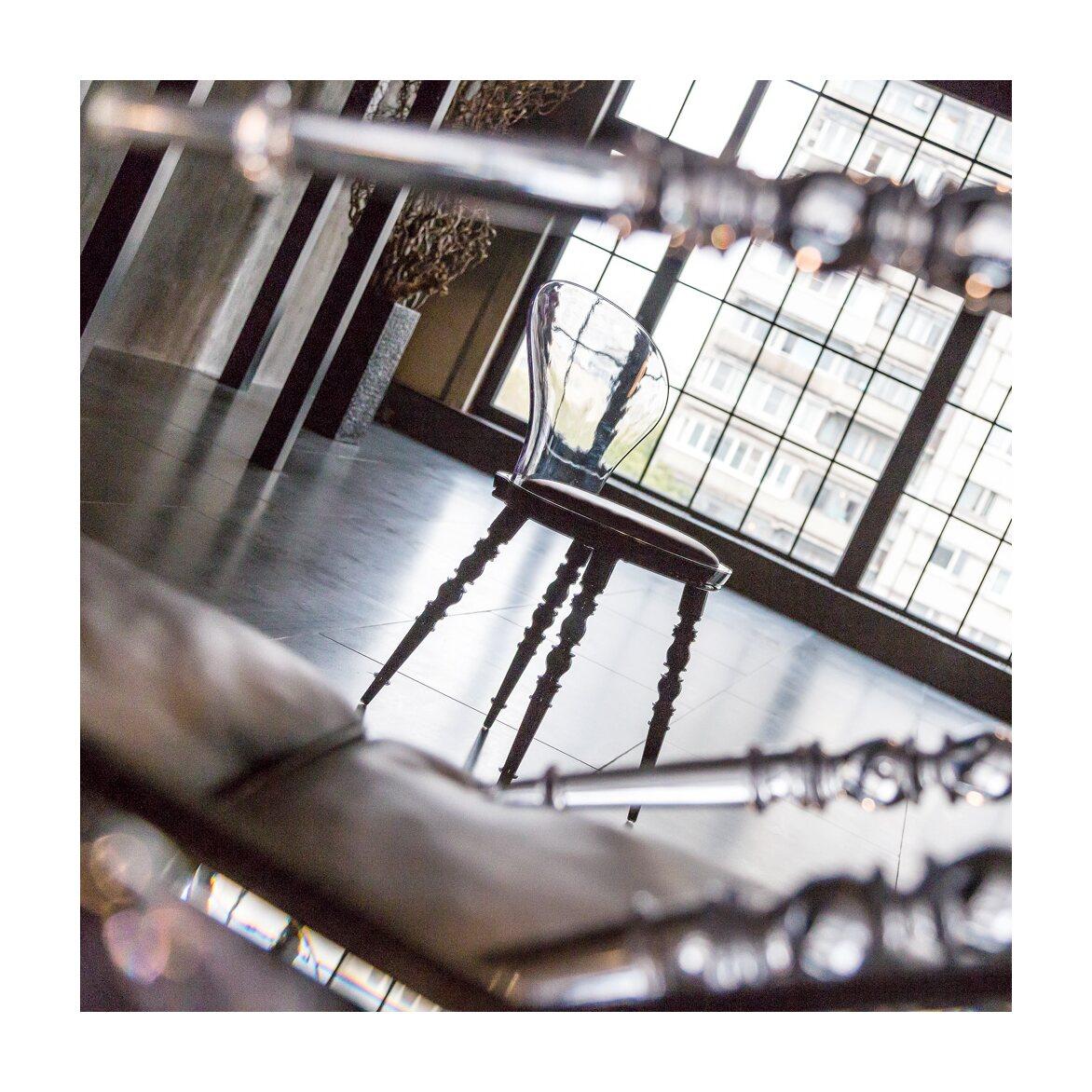 Стул «Премьер Нуар Кристалл / ночь / Wedding Noir» 4   Обеденные стулья Kingsby