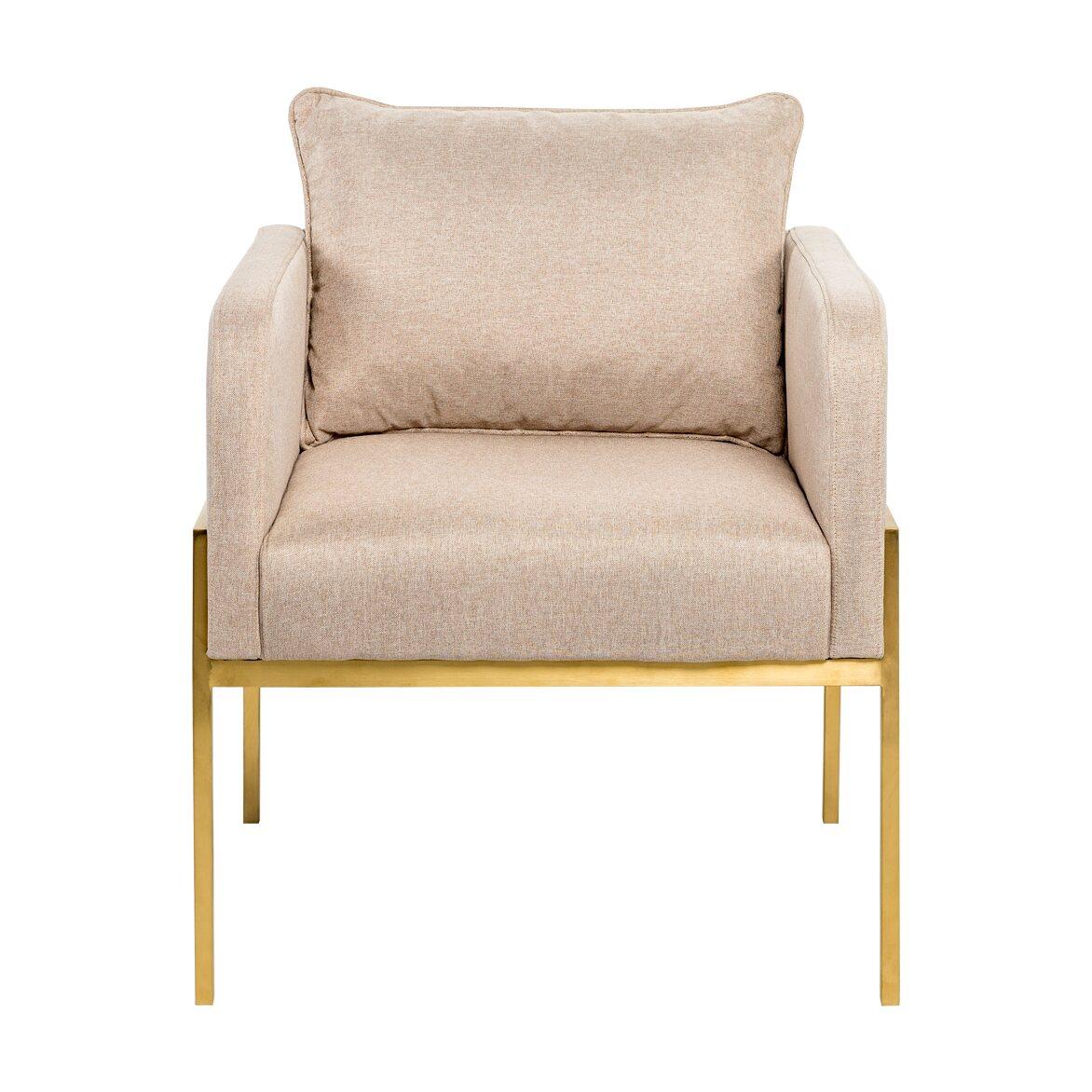 Кресло «Легато / Беж» | Кресло-стул Kingsby