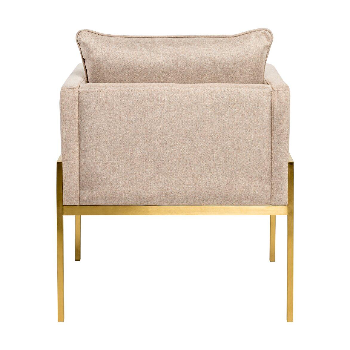 Кресло «Легато / Беж» 3 | Кресло-стул Kingsby