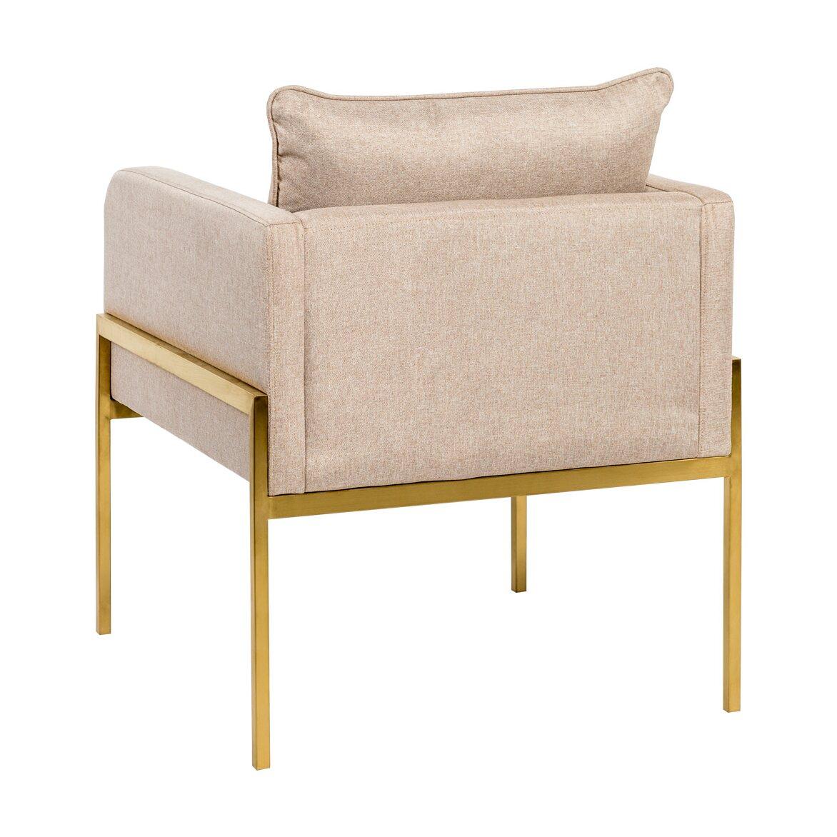 Кресло «Легато / Беж» 4 | Кресло-стул Kingsby