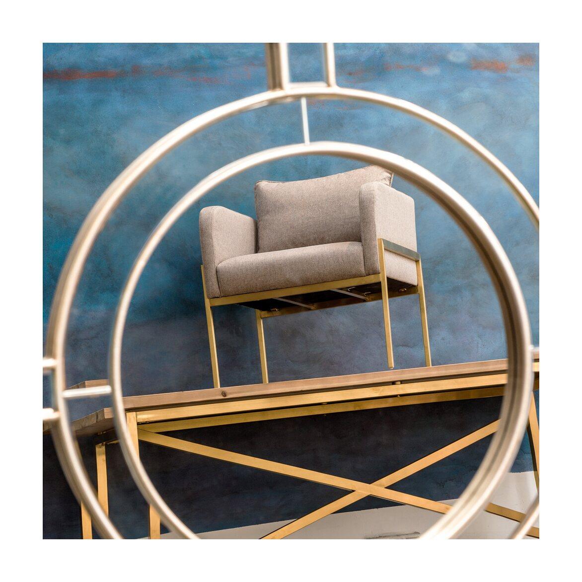 Кресло «Легато / Беж» 5 | Кресло-стул Kingsby