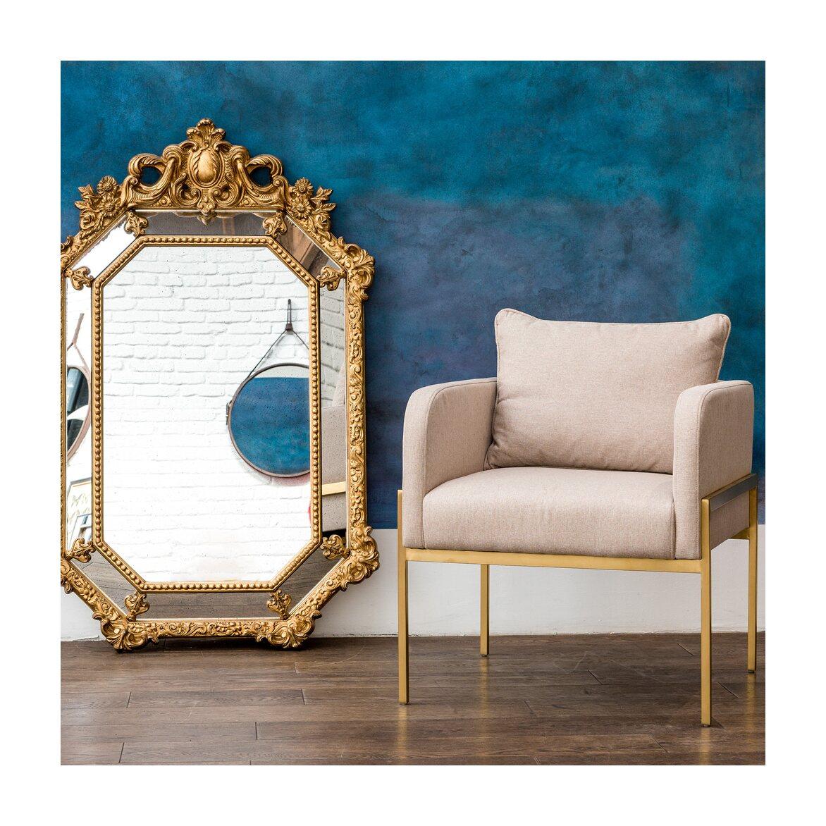 Кресло «Легато / Беж» 6 | Кресло-стул Kingsby
