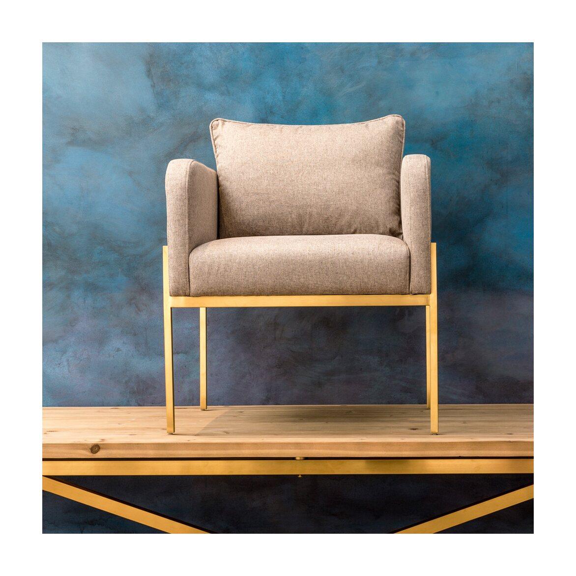 Кресло «Легато / Беж» 7 | Кресло-стул Kingsby