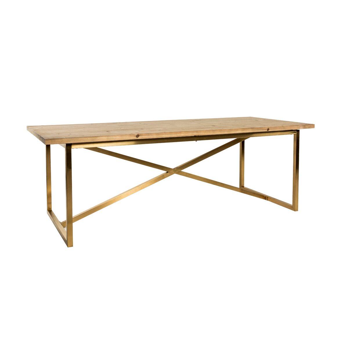 Обеденный стол «Мэтр» 2 | Обеденные столы Kingsby