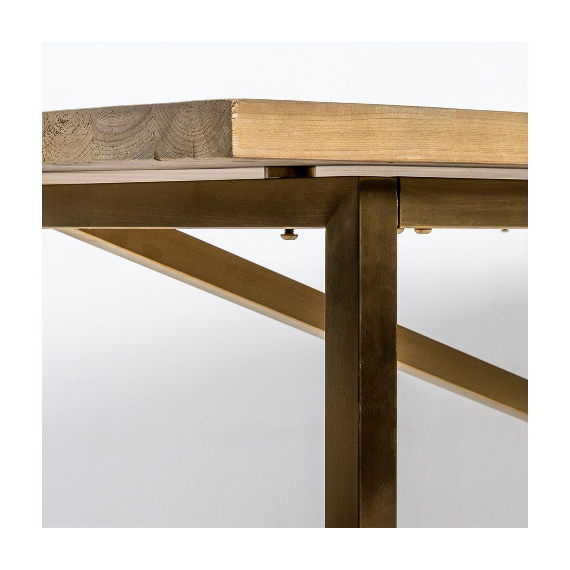 Обеденный стол «Мэтр» 4 | Обеденные столы Kingsby
