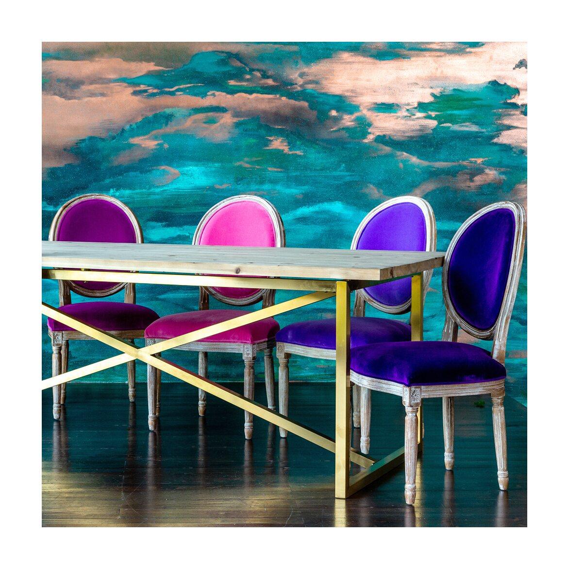 Обеденный стол «Мэтр» 7 | Обеденные столы Kingsby