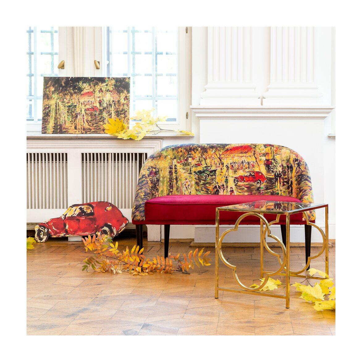 Кофейный столик «Рондо» 4 | Кофейные столики Kingsby