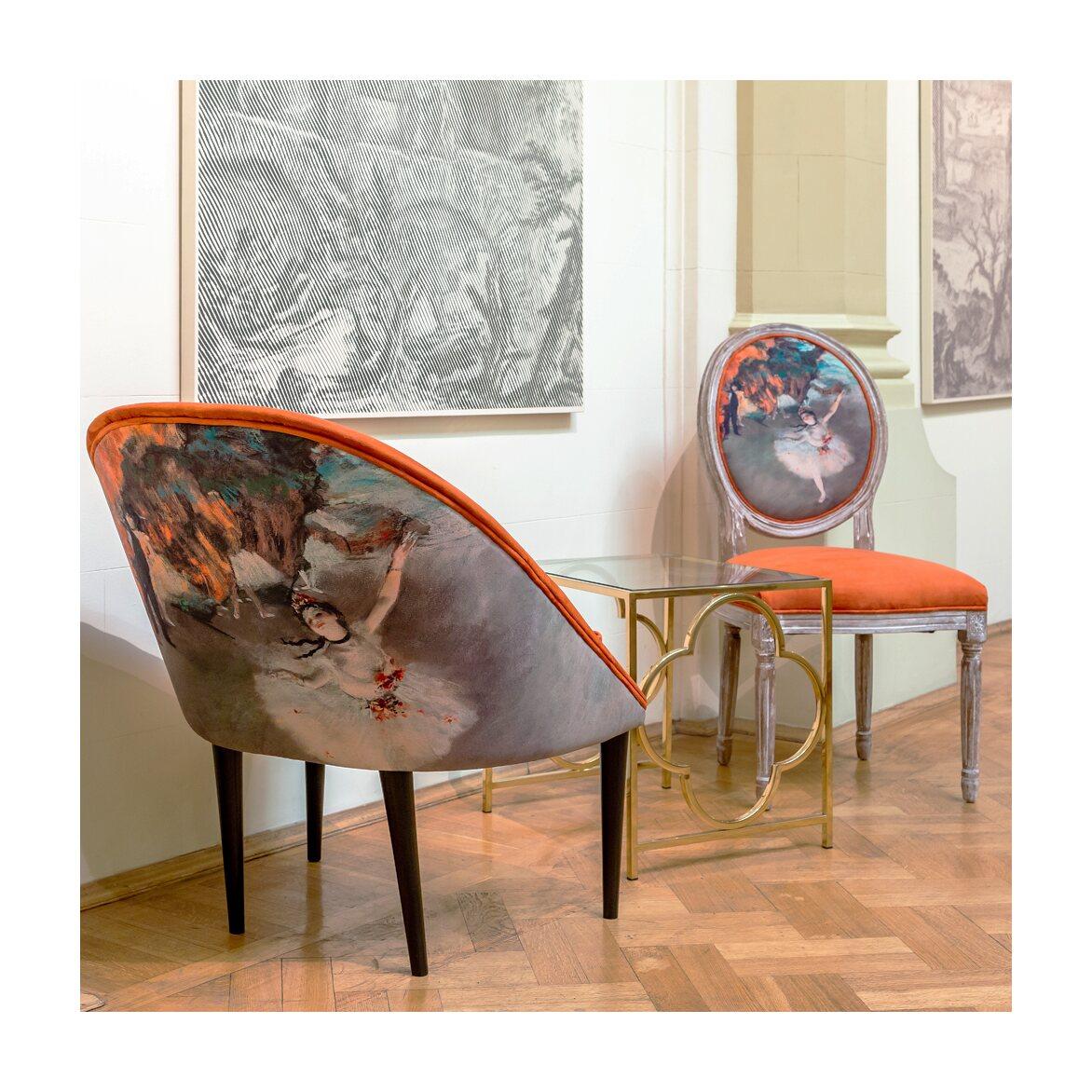 Кофейный столик «Рондо» 13 | Кофейные столики Kingsby