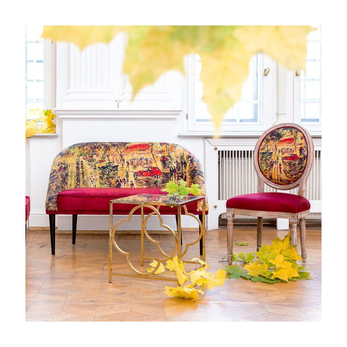 Кофейный столик «Рондо» 11 | Кофейные столики Kingsby