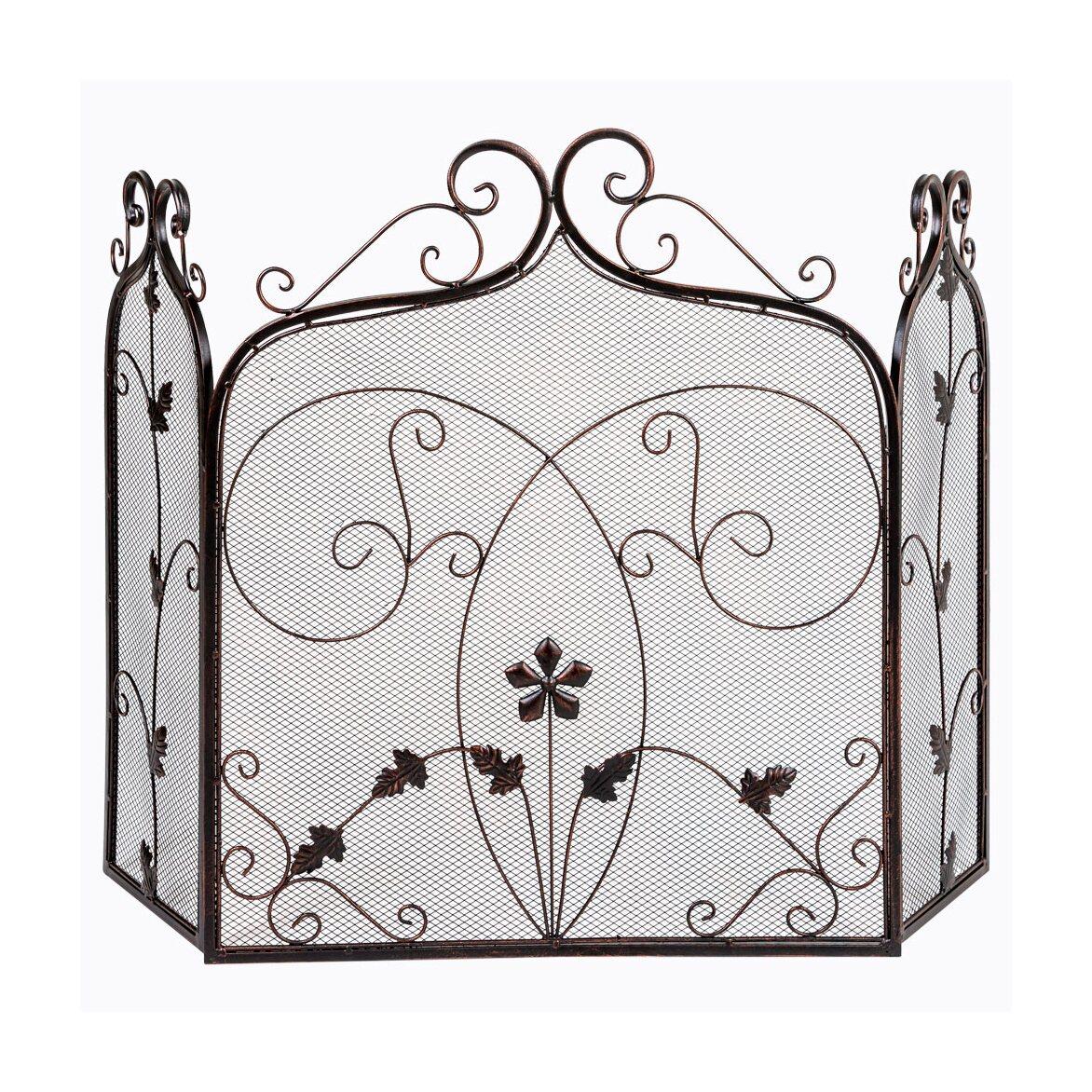 Каминный экран «Живерни»   Декор Kingsby