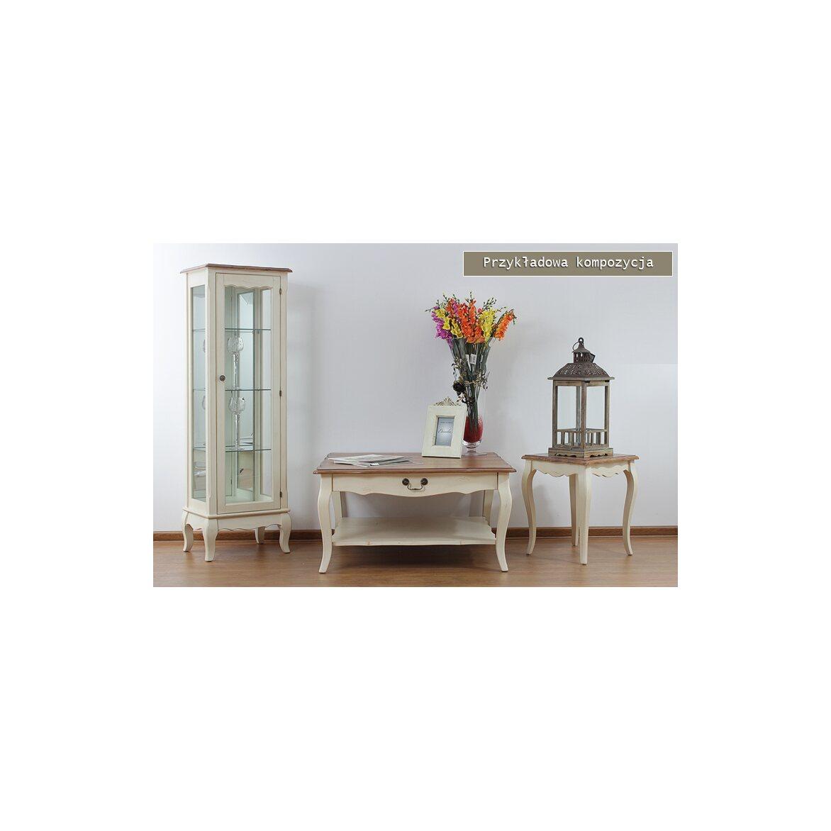 Консольные столики (комплект) Leontina, бежевого цвета 7 | Консоли Kingsby