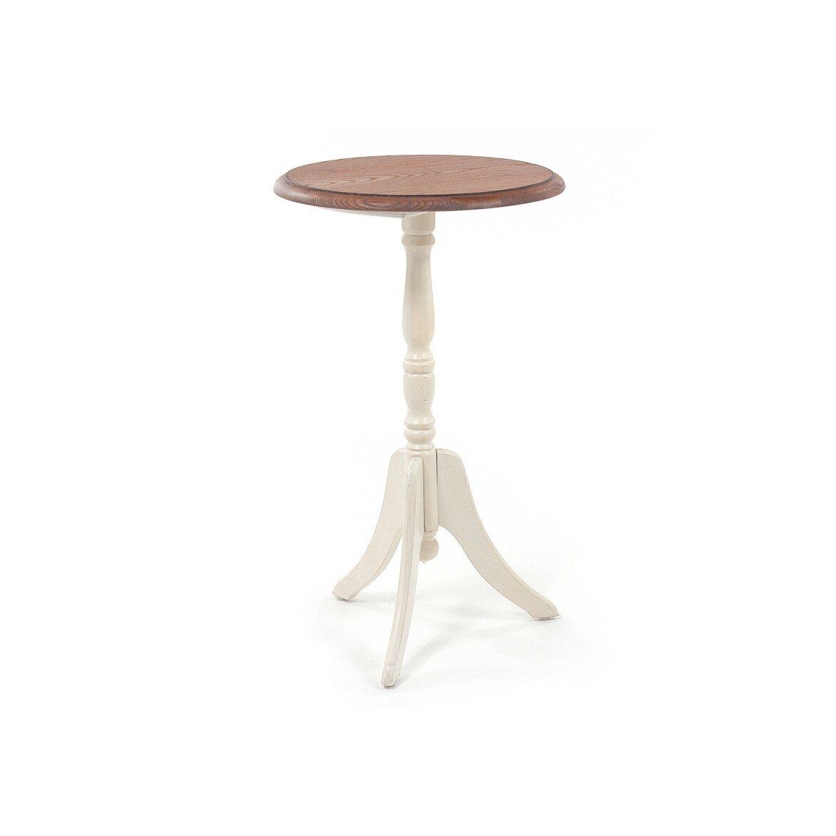 Кофейный столик (круглый) Leontina, бежевого цвета | Кофейные столики Kingsby