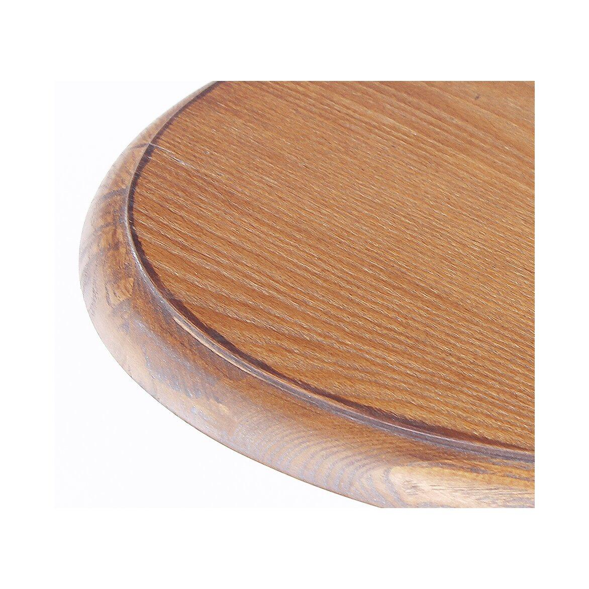 Кофейный столик (круглый) Leontina, бежевого цвета 3 | Кофейные столики Kingsby