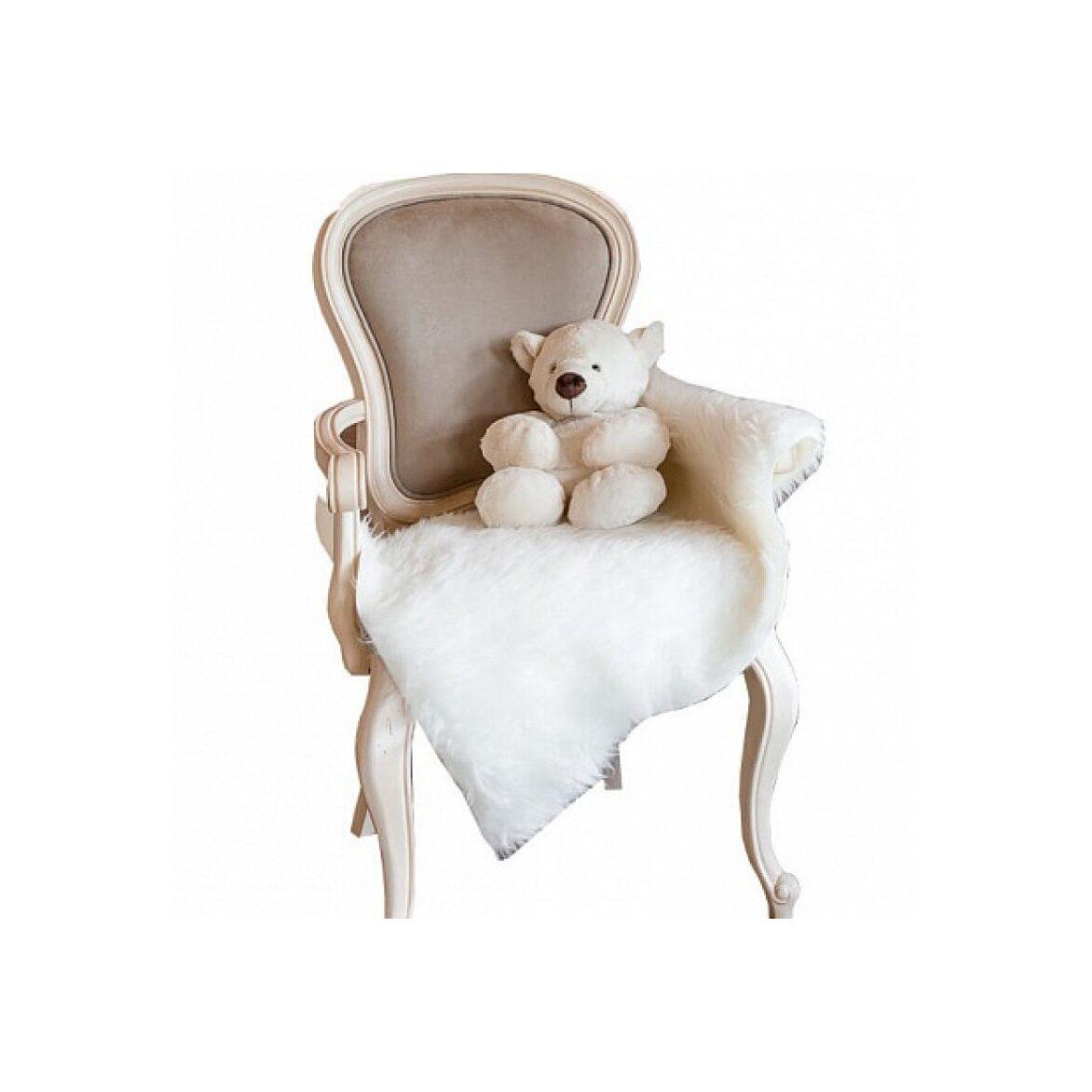 Полукресло с твердыми подлокотниками Leontina, бежевого цвета 6   Кресло-стул Kingsby