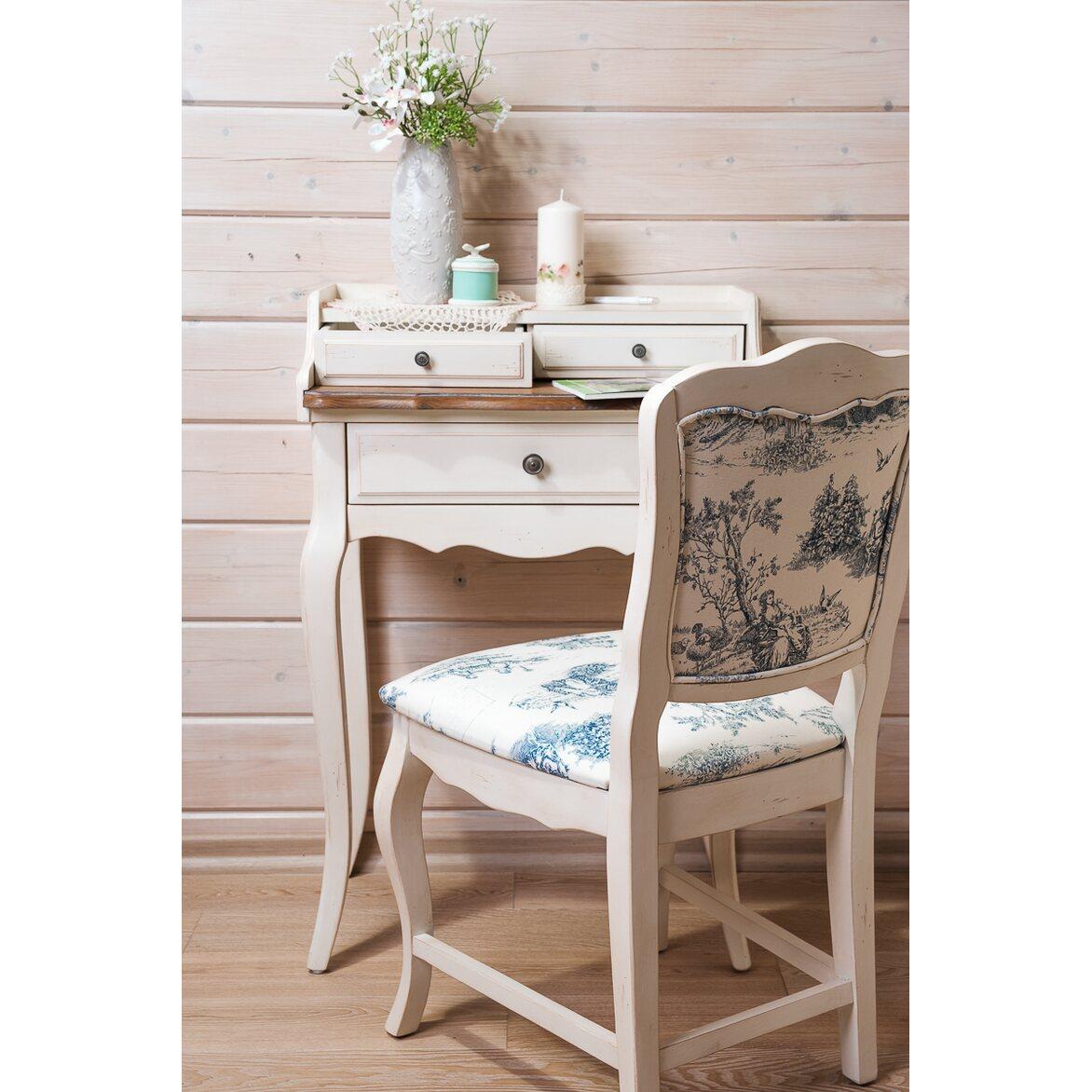 Стул Leontina с мягким сиденьем, бежевого цвета 8 | Обеденные стулья Kingsby
