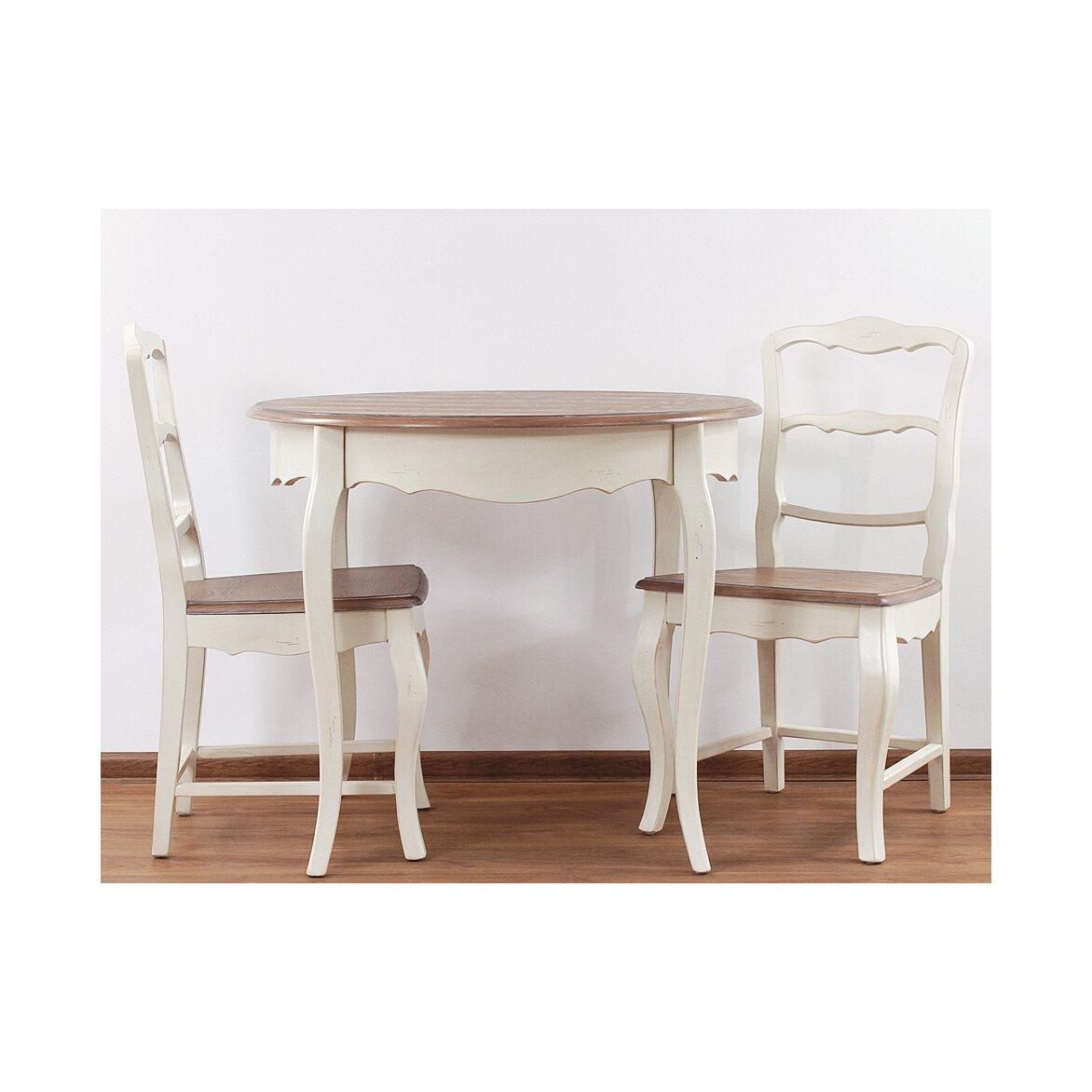 Стул с деревянным сиденьем Leontina, бежевого цвета 9   Обеденные стулья Kingsby