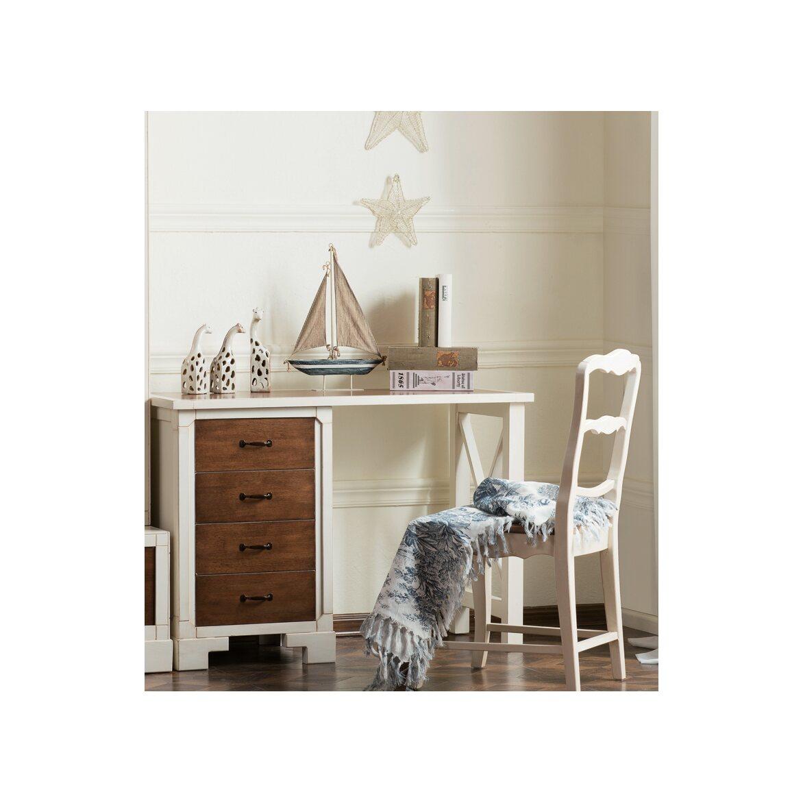 Стул с деревянным сиденьем Leontina, бежевого цвета 13   Обеденные стулья Kingsby