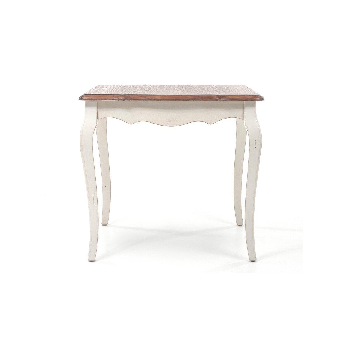 Чайный столик (квадратный) Leontina, бежевого цвета | Журнальные столики Kingsby