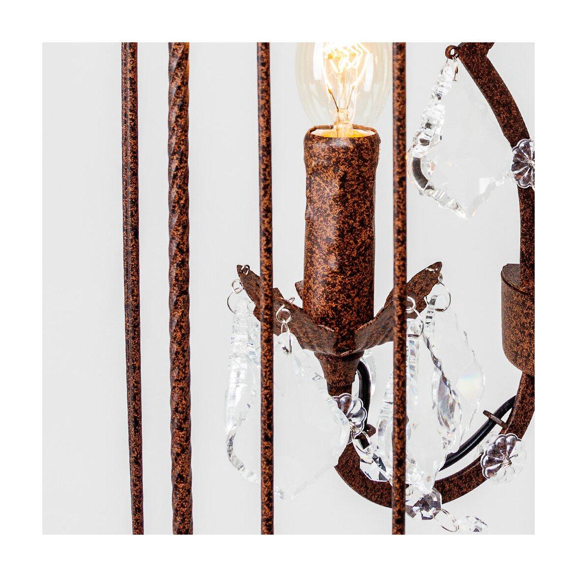 Настенный светильник «Тюильри» (черный антик) 2 | Бра Kingsby
