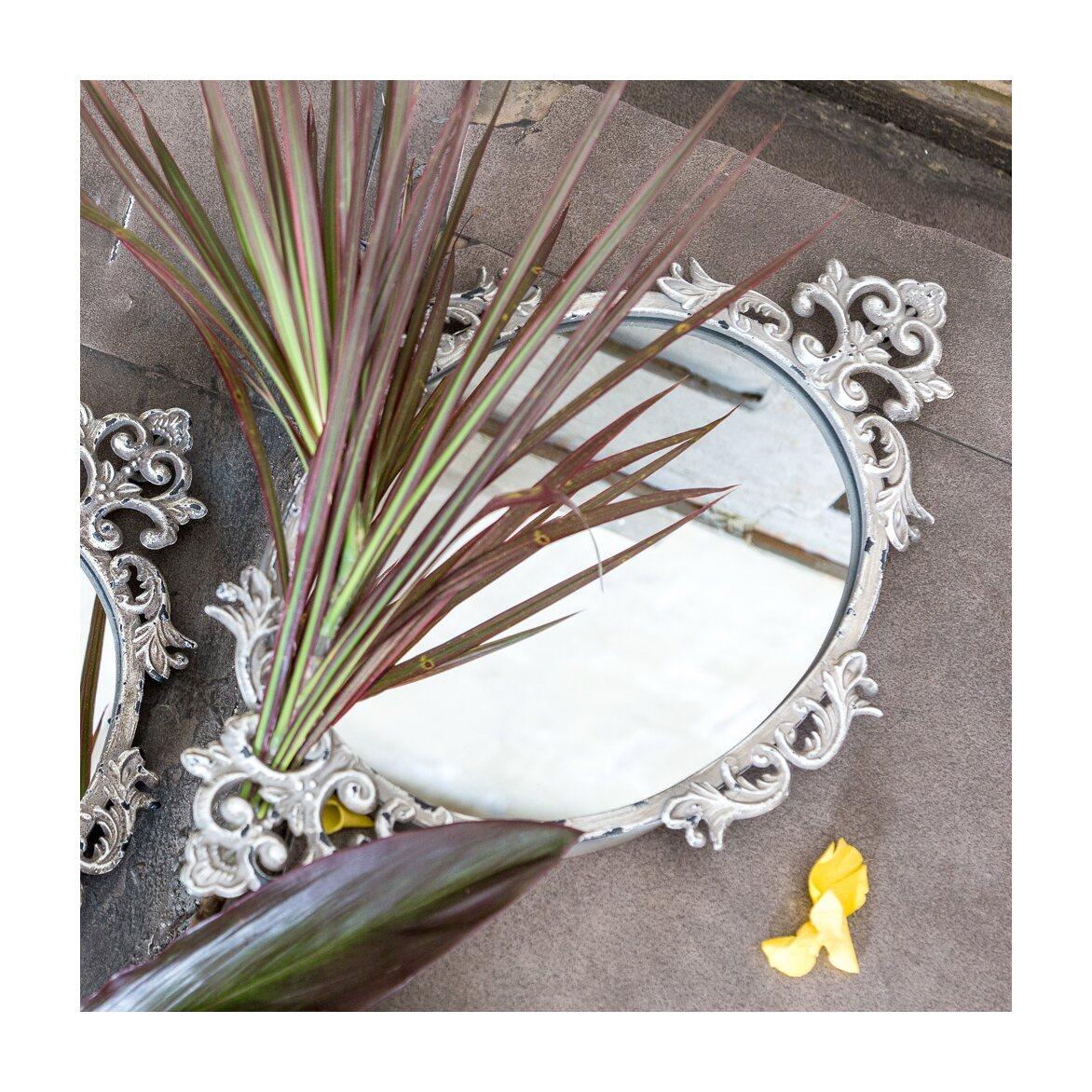 Настенное зеркало «Мелисса» 3 | Настенные зеркала Kingsby