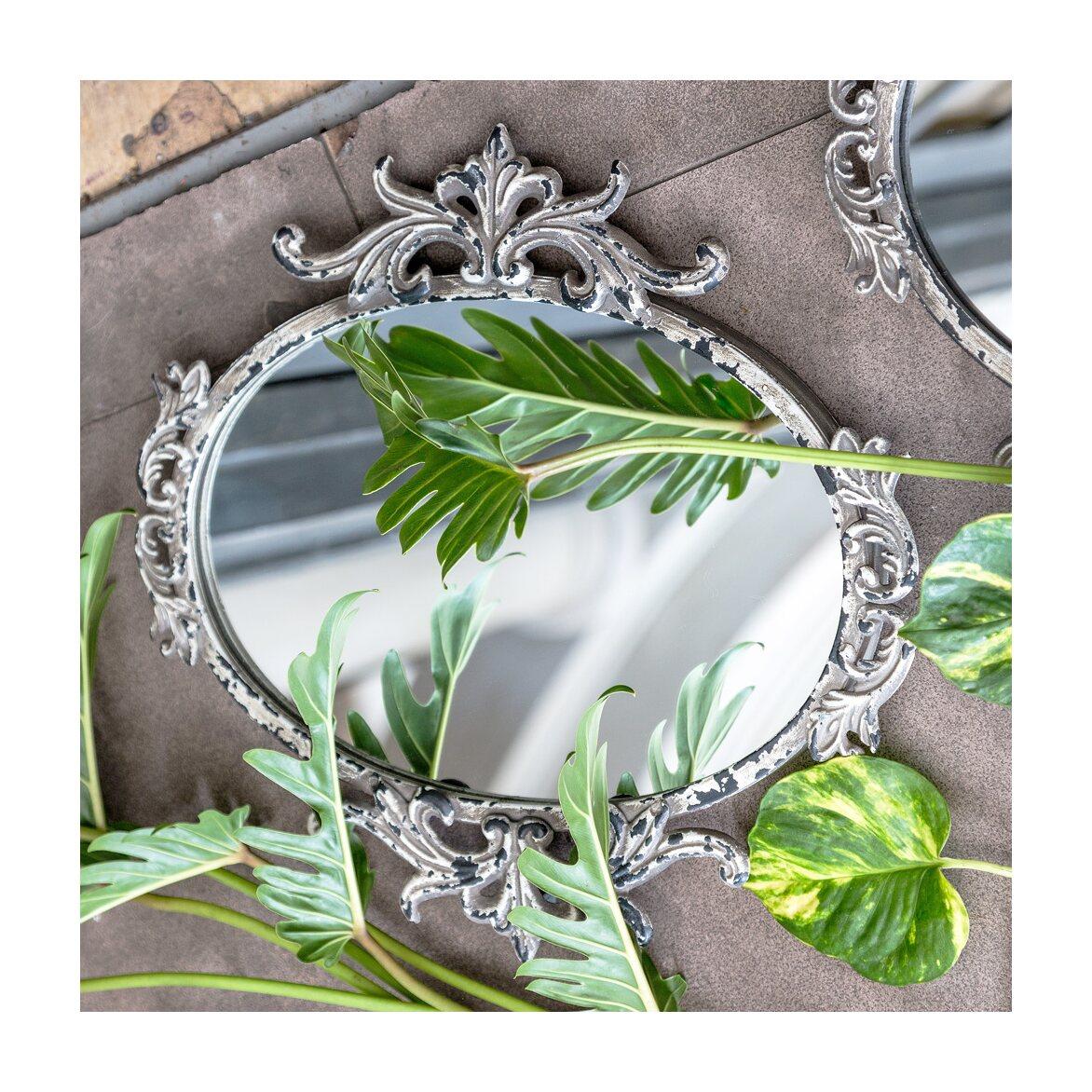 Настенное зеркало «Дюшесс» 2 | Настенные зеркала Kingsby