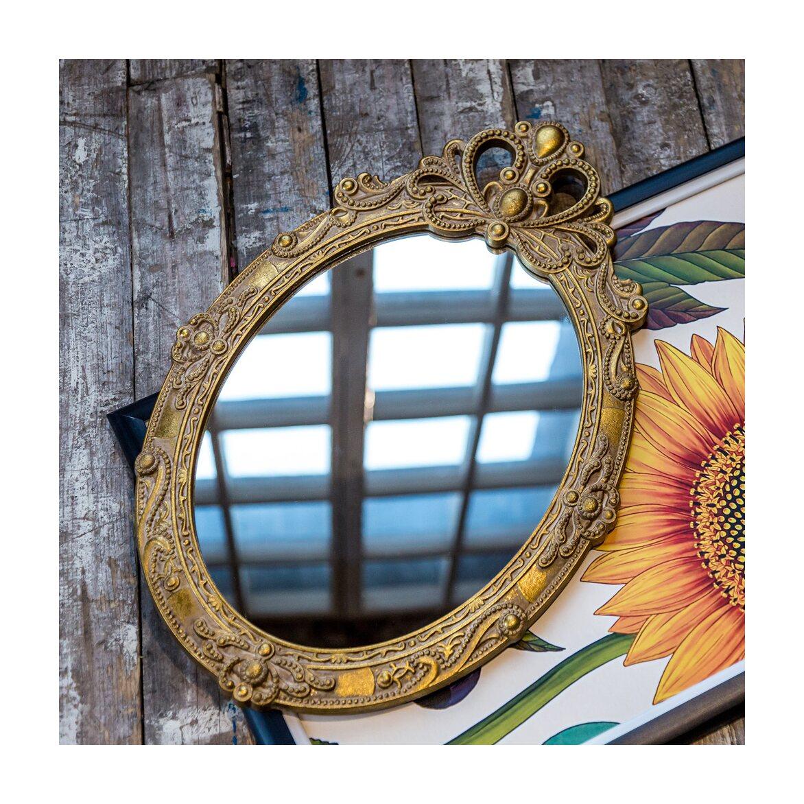 Настенное зеркало «Пальметто» 2 | Настенные зеркала Kingsby