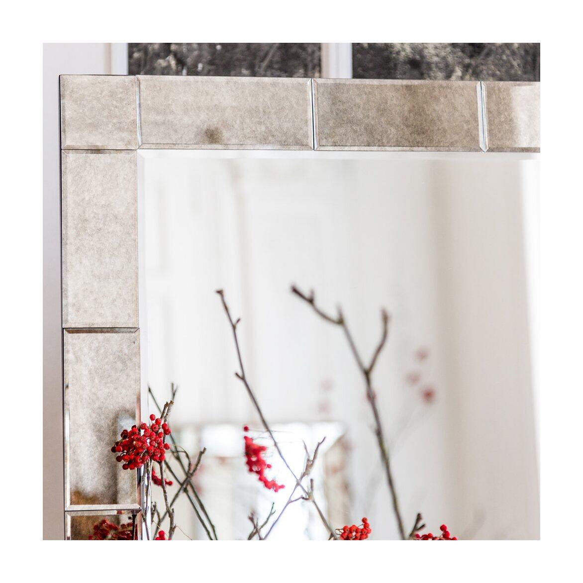 Настенное зеркало «Жаклин» 3 | Настенные зеркала Kingsby