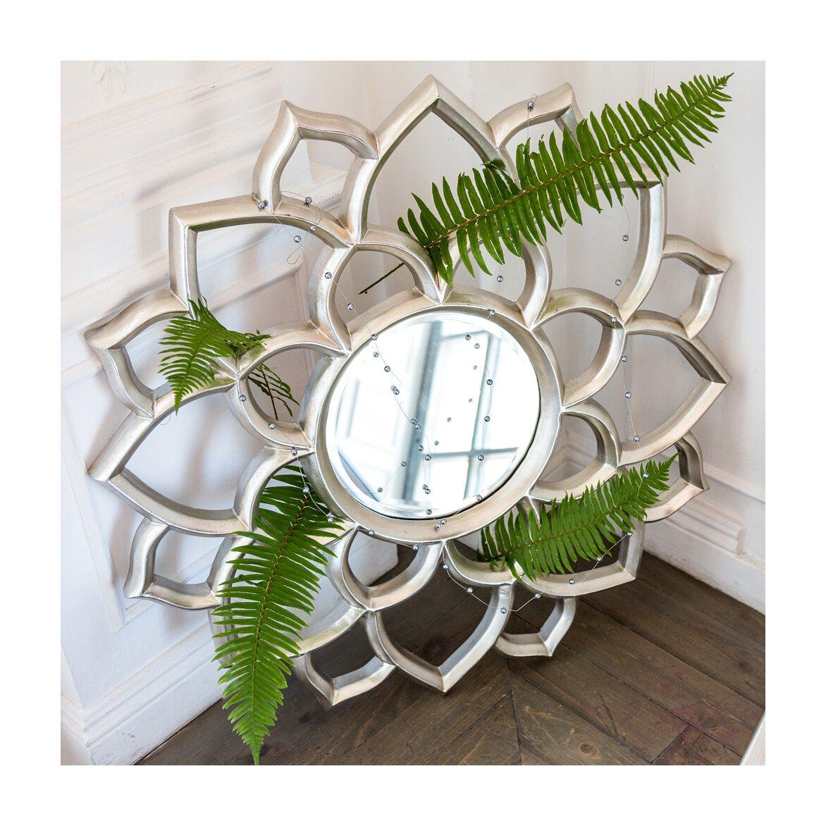 Настенное зеркало «Саммервилл» 4 | Настенные зеркала Kingsby