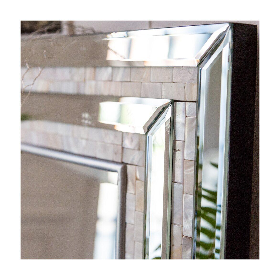 Настенное зеркало «Сандерс» 3   Настенные зеркала Kingsby