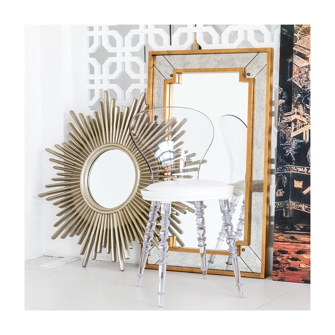 Настенное зеркало «Саттон» 3 | Настенные зеркала Kingsby