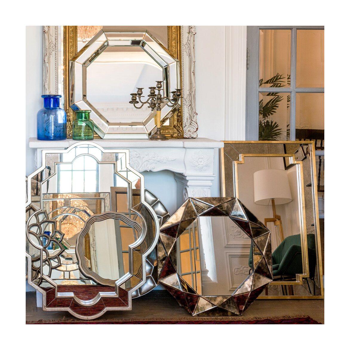 Настенное зеркало «Саттон» 5 | Настенные зеркала Kingsby