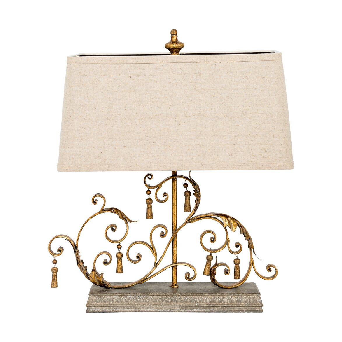 Настольная лампа «Альфа»   Настольные лампы Kingsby