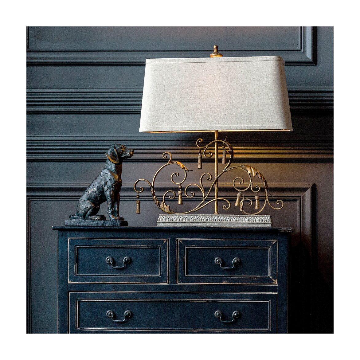 Настольная лампа «Альфа» 2   Настольные лампы Kingsby