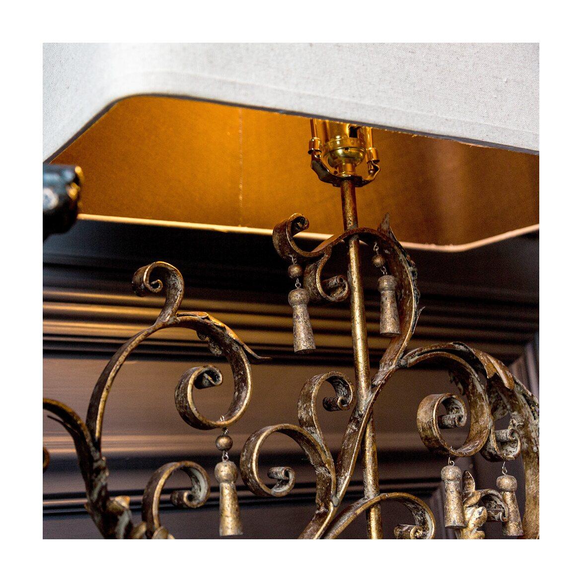 Настольная лампа «Альфа» 3   Настольные лампы Kingsby