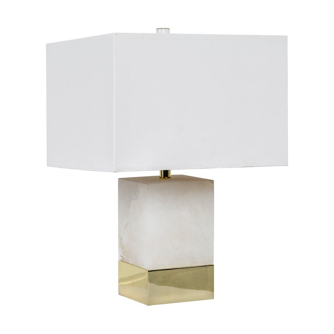 Настольная лампа «Каррара»   Настольные лампы Kingsby