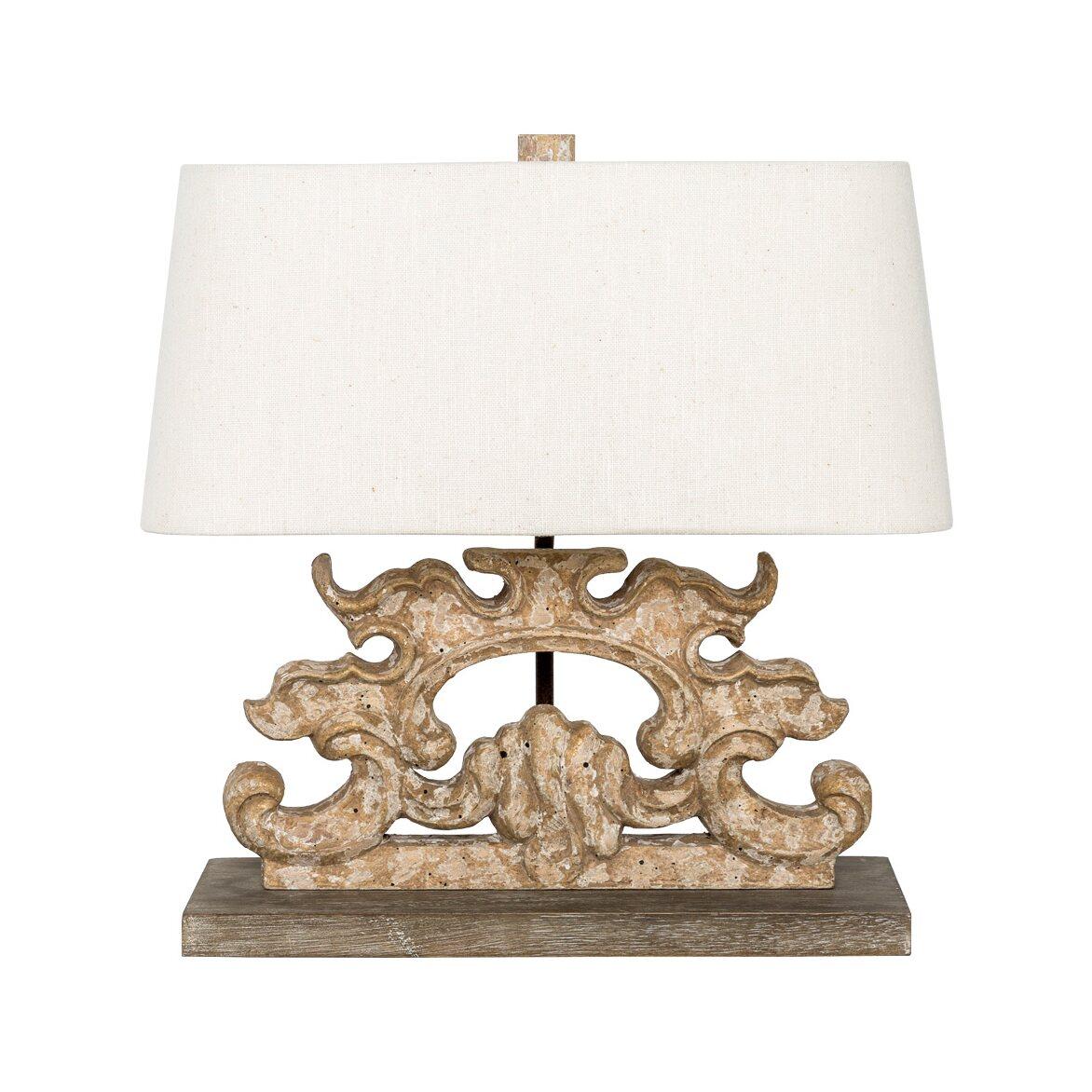 Настольная лампа «Ланже»   Настольные лампы Kingsby