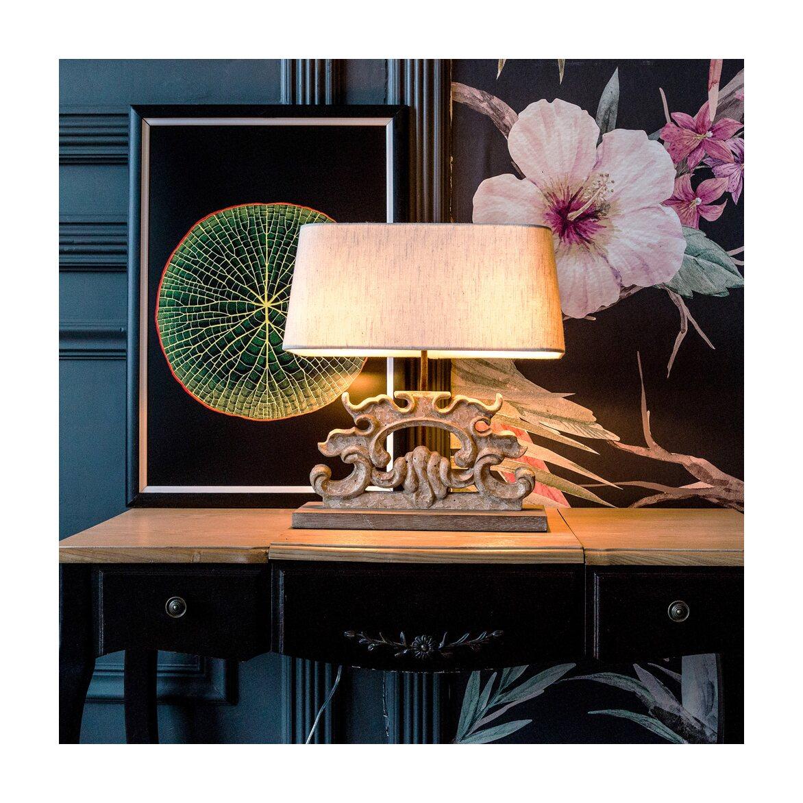 Настольная лампа «Ланже» 2   Настольные лампы Kingsby