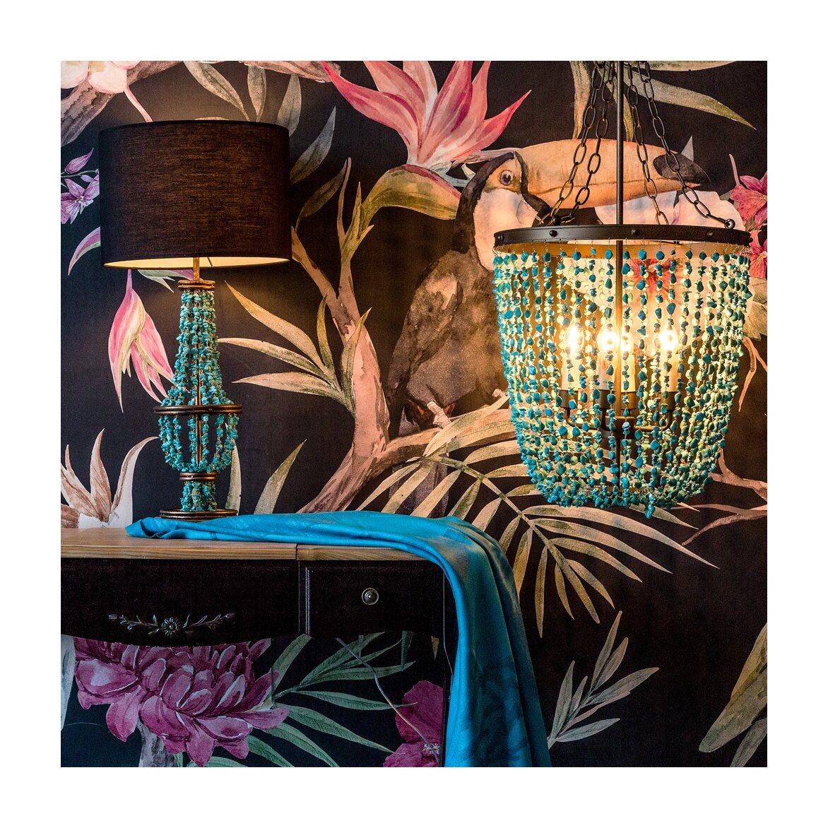 Настольная лампа «Либерти» 3 | Настольные лампы Kingsby