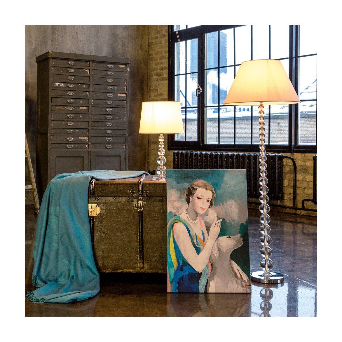 Настольная лампа «Одри» 2 | Настольные лампы Kingsby