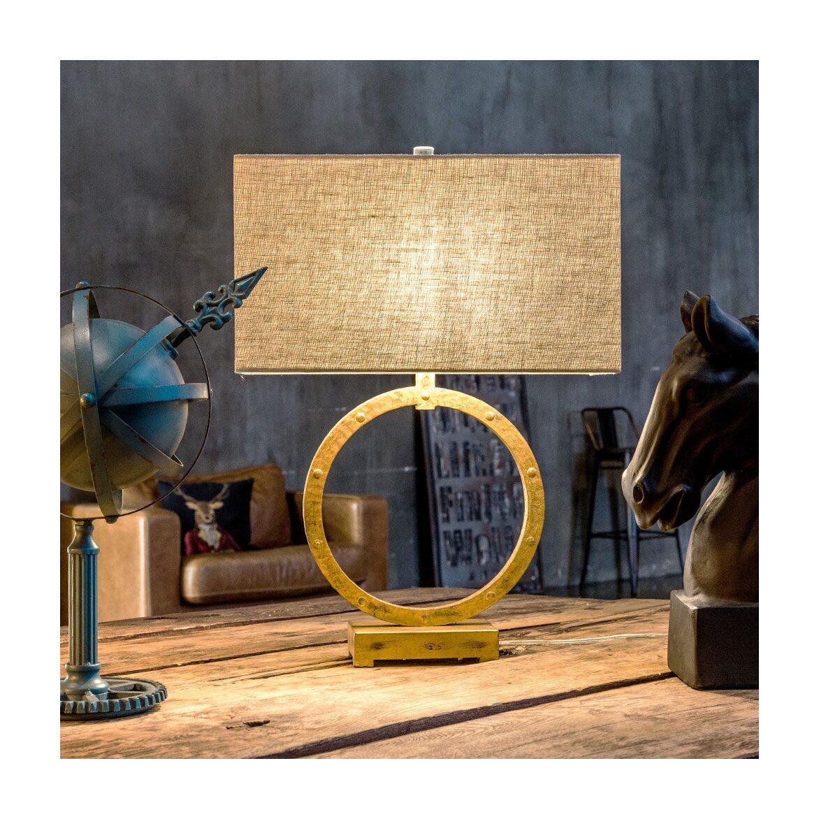 Настольная лампа «Омега» 2 | Настольные лампы Kingsby