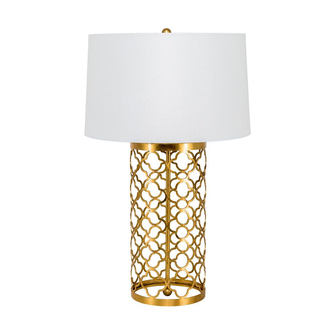 Настольная лампа «Рона»   Настольные лампы Kingsby