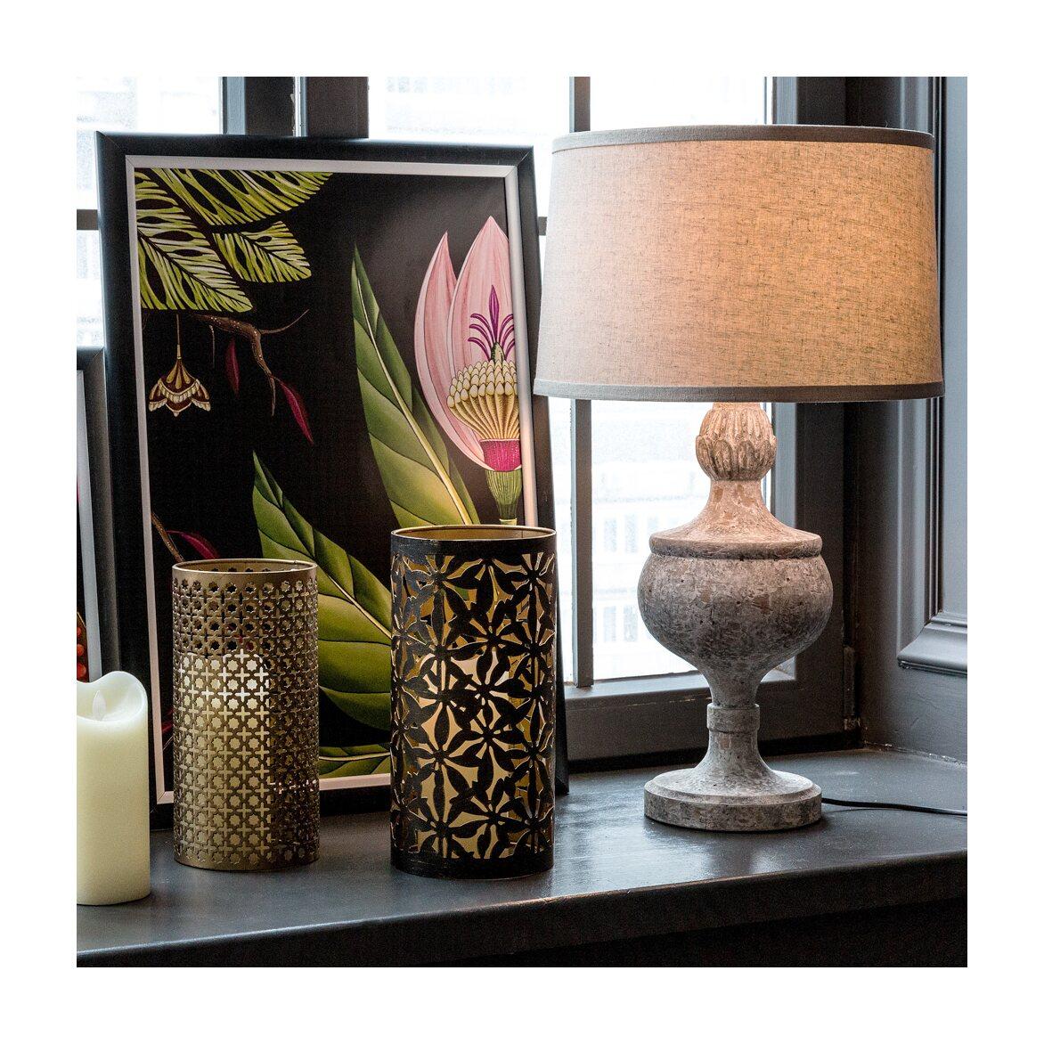 Настольная лампа «Сюбиз» 2 | Настольные лампы Kingsby