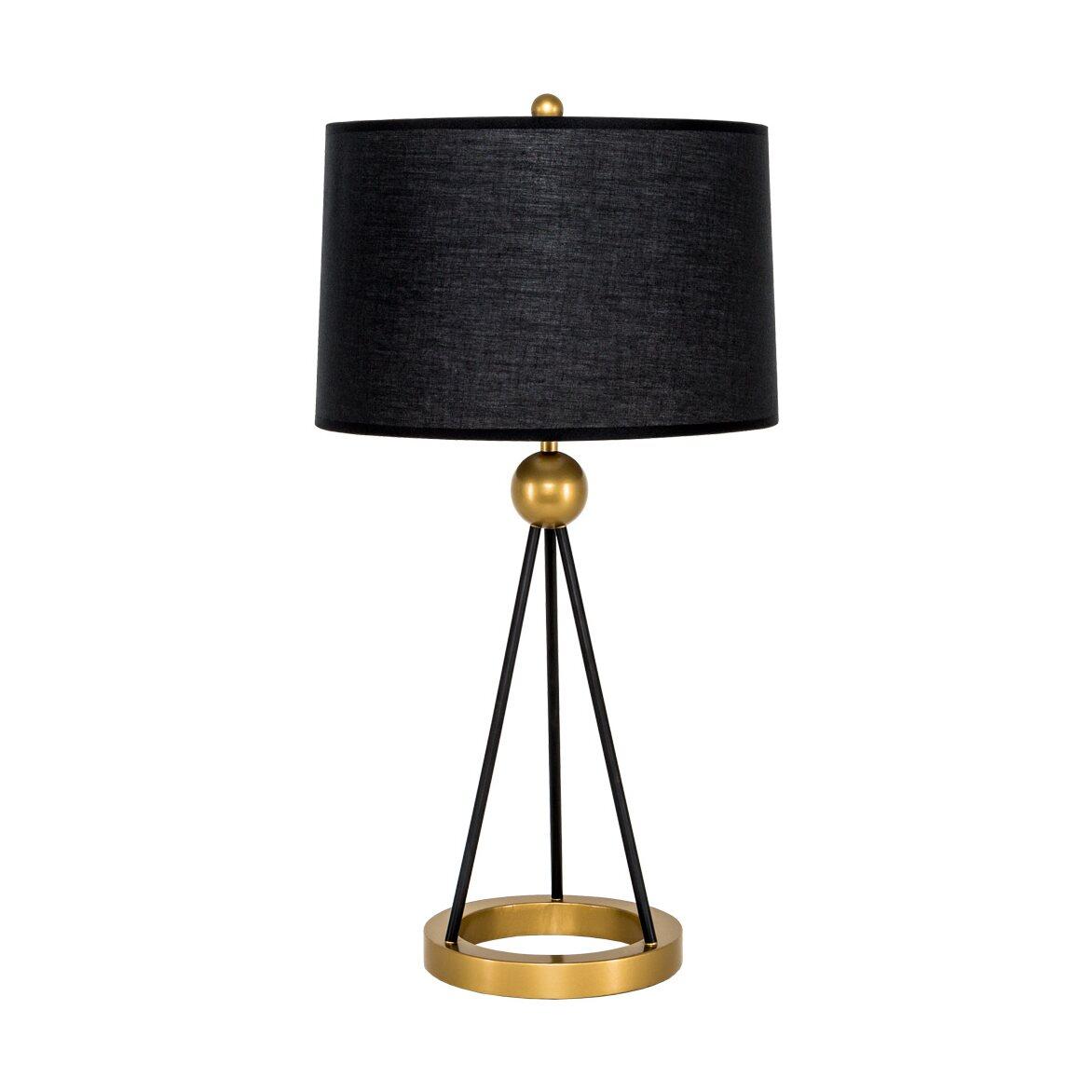 Настольная лампа «Чикаго» | Настольные лампы Kingsby